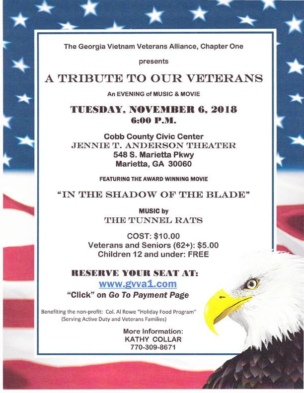 GVVA Event November 6